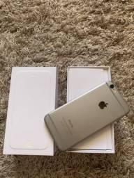 IPhone 6 64GB, caixa completa.