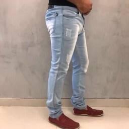 Calça,jeans original n e tingida
