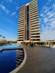 Apartamento de altíssimo padrão com vista permanente para o Rio Paranaíba