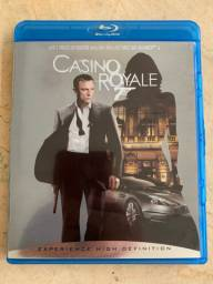Blu-Ray BluRay filme 007 Cassino Royale Original