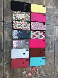 Capas do iPhone X (conservadas *