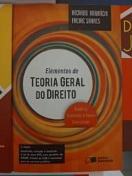 Livro - Elementos De Teoria Geral Do Direito (Ricardo Mauricio Freire Soares)