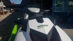 Jetski Seadoo GTI130 SE + carretinha rodoviária - 2013