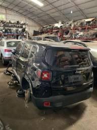 Sucata para retirada de peças- Jeep Renegade 2016