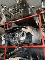 Sucata para retirada de peças- Fiat 500