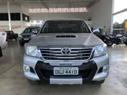 Hilux Srv 2012 4x4 diesel automática - 2012
