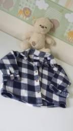 Camisa Zara Baby Boy 9M comprar usado  Indaiatuba