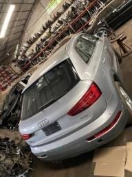 Sucata para retirada de peças- Audi Q3 2018 TFSI