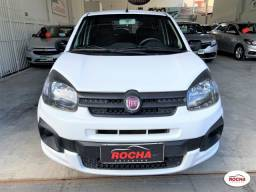 Fiat Uno 1.0 Attractive - 1 Ano de Garantia* + Laudo Vistoria Cautelar Dekra