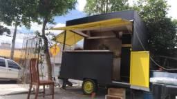 Trailer de lanche! (Food truck)