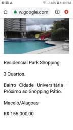 Apartamento venda ou troco por casa em marechal