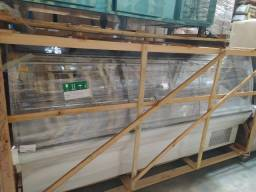 Balcão de açougue 3 metros Refrimate *douglas