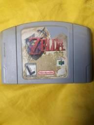 Usado, Zelda ocarina of time Japonês comprar usado  Ananindeua