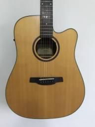 Usado, Violão crafter HDC -200eq comprar usado  Goiânia