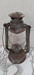 Lamparina a querosene uma peça de antiguidade comprar usado  Santos