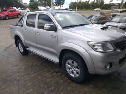 Hilux SRV 2013 4x4 Manual, estado de zera. WhatsApp *