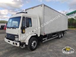 Ford Cargo 1622 Cabine Leito Teto Alto Truck Baú 9,10m