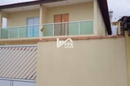 Casa nova sobreposta lado praia à 500m do mar 2 dormitórios CA082-G