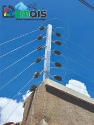 Sistema de alarme Grátis na compra de uma cerca eléctrica