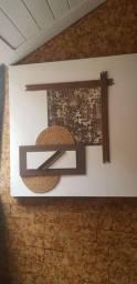 Conjunto Quadro Decorativo