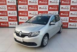 Renault sandero 1.6 raridade 2016 completo muito novo