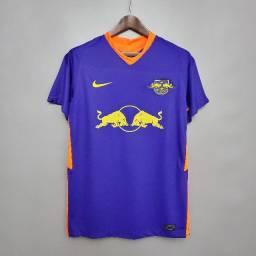 Camisa Red Bull Leipzig Away 2020 / 2021 - Torcedor