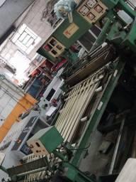 Máquina de corte solda npu 1000