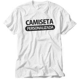 Promoção Camisetas Personalizada com sua arte