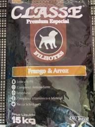 Ração classe Premium Especial filhote 15kg com 30% de proteína - Retirada em Itaboraí
