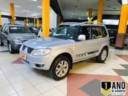 (7765) Pajero Tr4 4X4 2011/12 Gasolina Manual