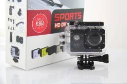 Câmera Sport 1080p Full Hd Prova Dágua - Entrega 24h/ Garantia/ Nota Fiscal