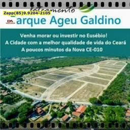 Título do anúncio: Loteamento Parque Ageu Galdino. Faça uma visita>>