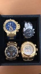Vendo relógios Invicta