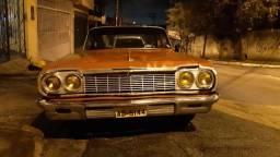 Impala 64 - Chevrolet impala opala 1964 6 cilindros! Troco!
