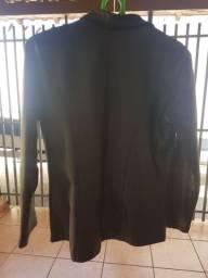 Vendo jaqueta e sobretudo de couro/ leia o anúncio