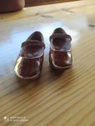 Sandália de menina