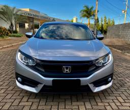 HONDA CIVIC SPORT G10 2.0 FLEX -BAIXA KM- MANUAL- 2017
