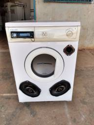 Som na máquina de lavar!!!! Som residencial!!