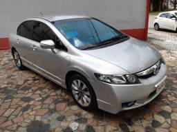 Honda Civic LXL 1.8 Flex At. + Couro 2011