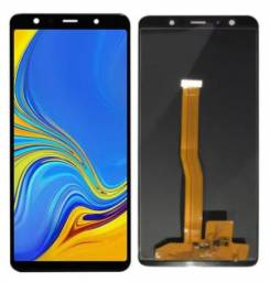 Tela / Display Para Samsung A7 2018 (A750 - Display Incell LCD Ips) Valor Já Instalado!