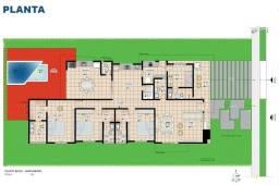 Título do anúncio: JF Casa em Gravatá, com área construída de 221m² em Condomínio com área de lazer
