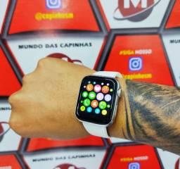 Smartwatch w35 prata