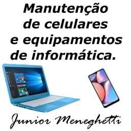 Celulares e Informática - Serviços