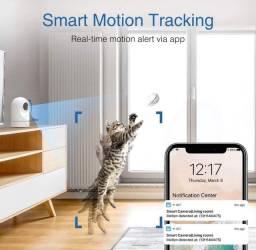 Título do anúncio: Camera filmadora com movimento controlada pelo celular
