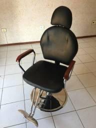Título do anúncio: Cadeira de corte