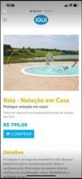 Título do anúncio: Kit piscina Igui original e novo