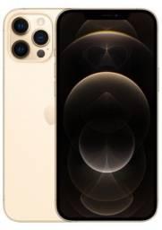 iphone 12 pro max ( 1 ano de garantia, capinha e película grátis )