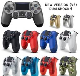 Título do anúncio: Controles PS4 NOVOS E ORIGINAIS