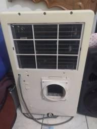 Ar condicionado portátil 220 super novo