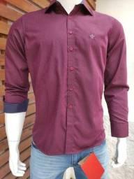 Título do anúncio: Camisa masculina Queima de estoque para troca de coleção